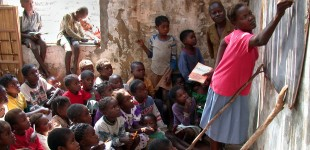 Angola classroom