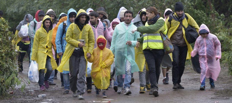 #TeamRefugees